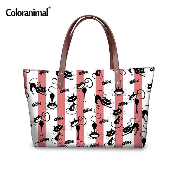 fff89a0e34ae US $23.99 20% OFF|Coloranimal Funny 3D Animal Pug Dog Chicken Women Travel  Shopping Large Handbag Female Shoulder Bag Famous Design Girl Tote bag -in  ...