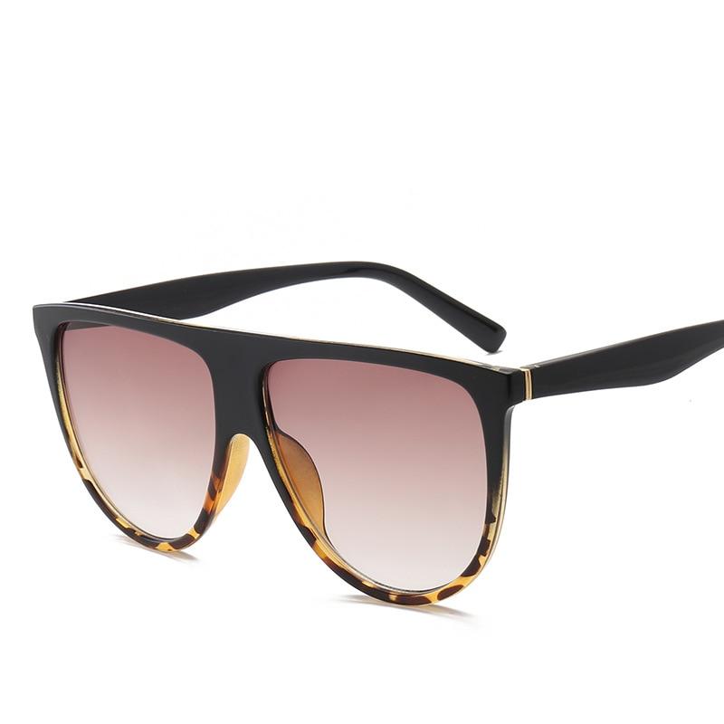 ASUOP 2019 nove dame sunčane naočale muški veliki okvir leopard - Pribor za odjeću - Foto 3