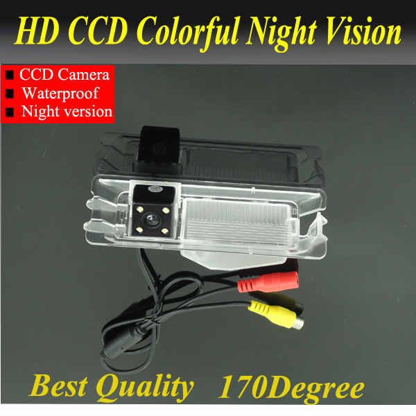 Sony CCD car rear view camera reversing monitor parking cameraforNissan March Renault Logan & Renault Sandero Parking Assistant