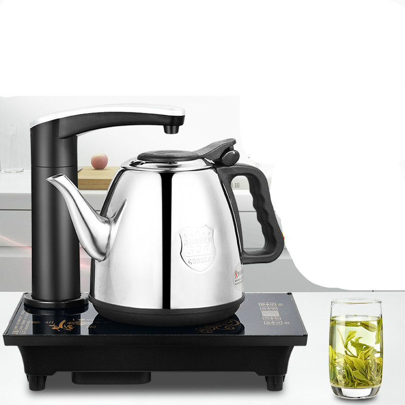 Automatic water The kettle is made of stainless steel automatic water the kettle is made of stainless steel