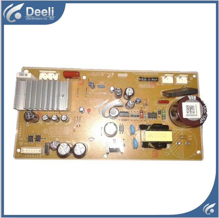99% new good working 100% tested for Samsung refrigerator pc board DA92-00215A Computer board 100% new good working for refrigerator computer board power module rs21ssh rs552nru da92 00646b da92 00278b board