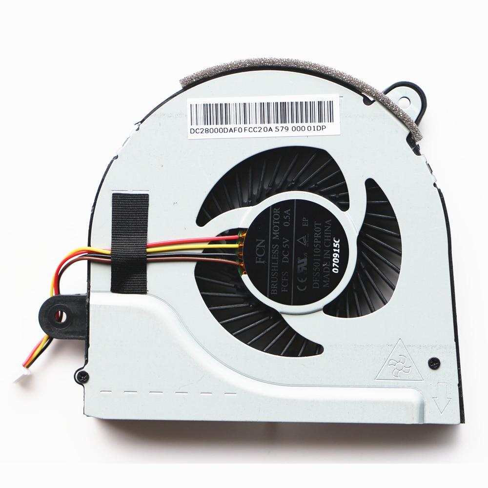Neue Ursprüngliche Cpu-lüfter Für Lenovo Ideapad Z501 Z505 G400S G405S G500S G505S Cpu-lüfter