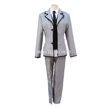 Assassination Classroom Cosplay Isogai Yuuma School Uniforms Suits Unisex Anime Costumes Coat Pants Vest Shirt Tie