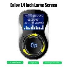 Bluetooth Car Hands-Free Kit – FM Transmitter