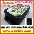 Kit de conversão e85 6cyl (caixa de plástico) -- Asst Partida A Frio, flex fuel, kit e85, preço superethanol DHL livre
