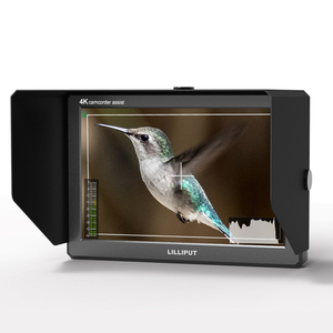 Image 2 - Lilliput A8 8.9 Inch Utra Slim IPS Full HD 1920x1200 4K HDMI 3D LUT On camera Video Field Monitor for DSLR Camera Video