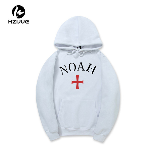 Noah Con Capucha Hombres Mujeres 1:1 de Alta Calidad 100% Algodón de Moda Casual Nyc Ala Clásico Noah Noah HoodieS Sudaderas Streetwear