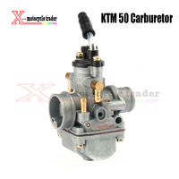 NEW KTM50 50SX 50 JUNIOR 50CC SX 19mm carburetor KTM 50 bike carb 37cc water cooling engine bike carburetor