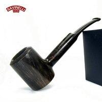 Savinelli Valezer Series Men's bent briar pipe Tobacco pipe