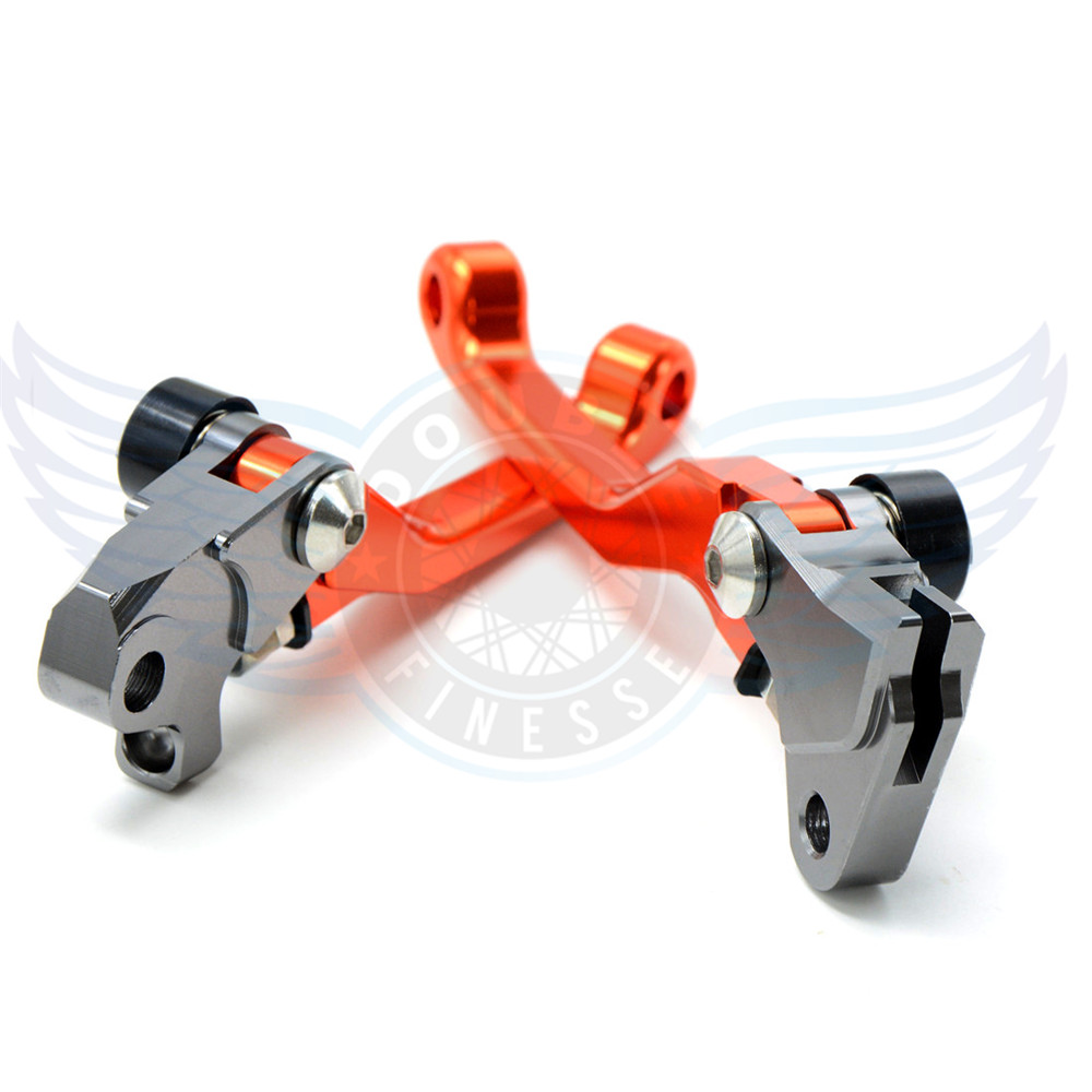 ФОТО motorcycle Pivot Brake Clutch Levers CNC lever  For Yamaha TTR250  93 94 95 96 97 98 99 00 01 02 03 04 05 06 07 08 09 10 11