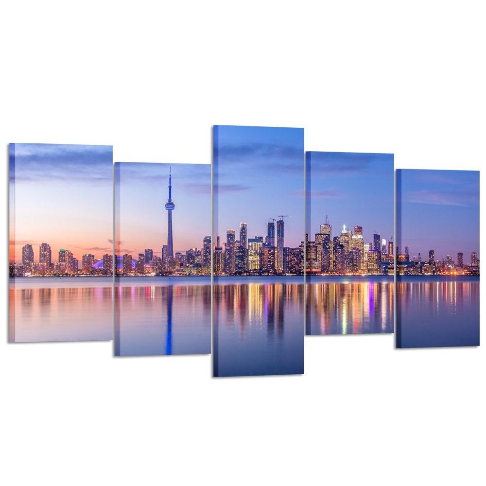Aliexpress.com : Buy Modular Canvas Pictures Home Decor 5