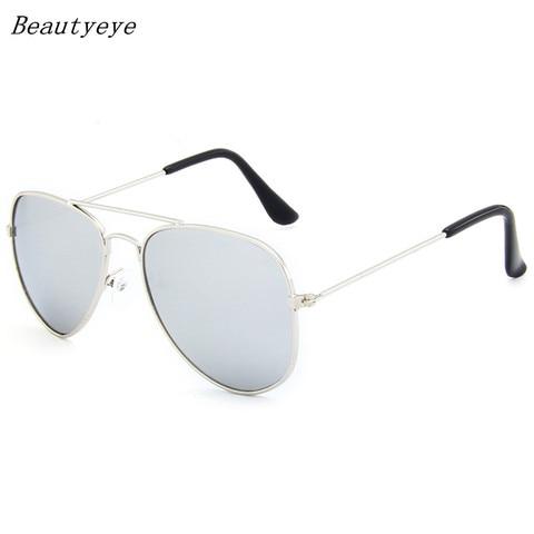 Beautyeye Fashion Kids Sunglasses Aviation Children Sun glasses Pilot Baby Sunglasses 100%UV Protection Oculos De Sol UV400 Pakistan