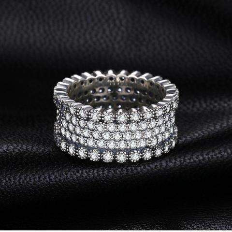 Jewelrypalace 925 Sterling Silver lavish Shimmering Cocktail Ring For Women New Hot Sale As The Best Gifts Karachi