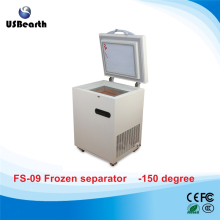 Best price freeze separator machine, LCD Screen Frozen Separator Machine For Mobile Phone Refurbish -150 degree