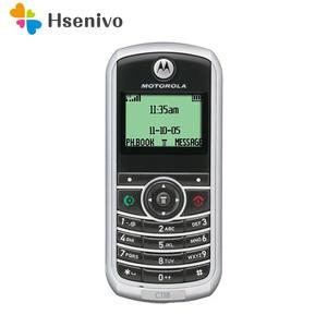 Motorola C118 Unlocked Original GSM Refurbished Cell-Phone-Refurbished-Refurbished Mobile