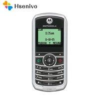 Motorola C118 Unlocked Original motorola C118 Mobile Cell Phone Refurbished Refurbished