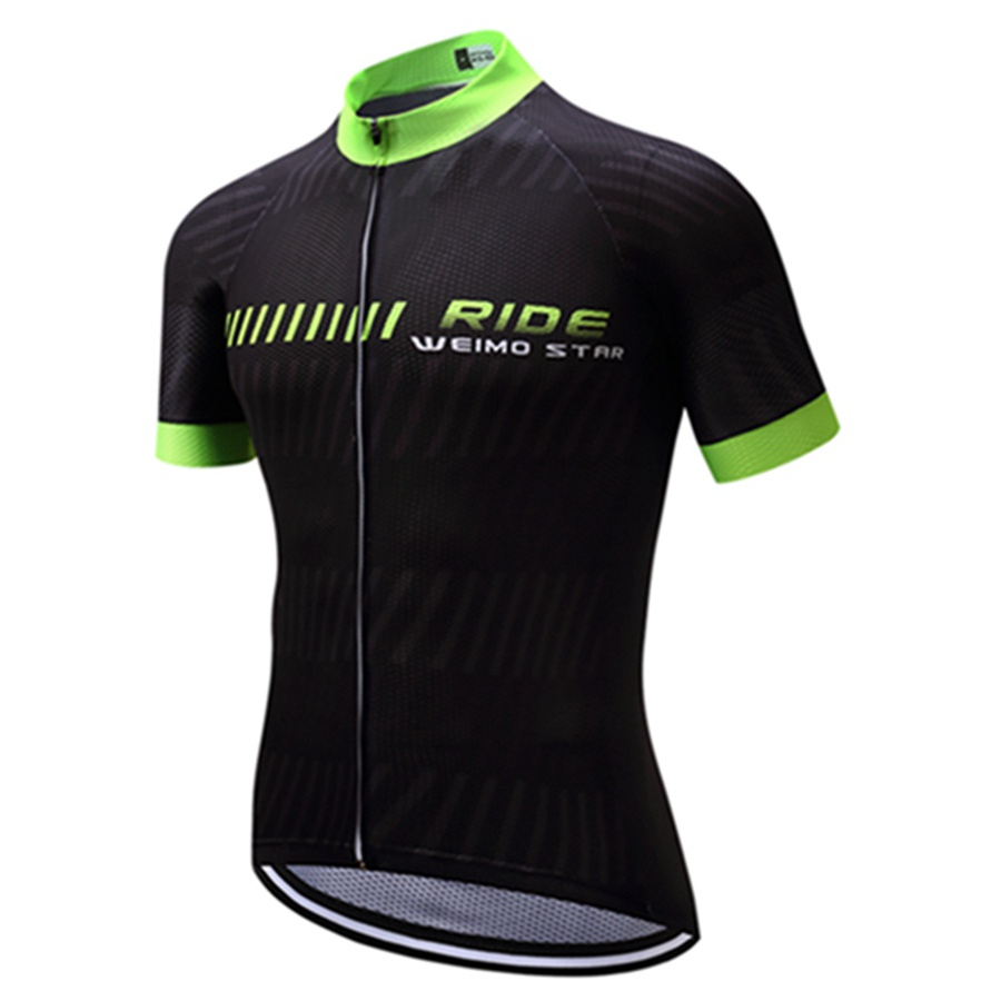 WEIMOSTAR Hombres Ciclismo Jersey Manga corta Transpirable Ropa - Ciclismo - foto 5