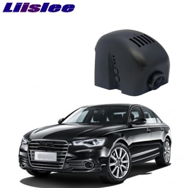 LiisLee Car Black Box WiFi DVR Dash Camera Driving Video Recorder For Audi A6 A6L S6 RS6 C7 2011~2016 Car цена 2017