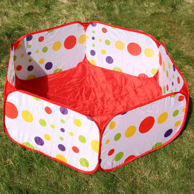 1.2M Foldable Ocean Ball Pit Pool Holder Kid Baby Play Toy Tent Playhut