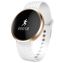 X7 model Unisex males Lady watch L58 Smart Bracelet Monitor Waterproof Bluetooth Smart Watch free delivery wholesale
