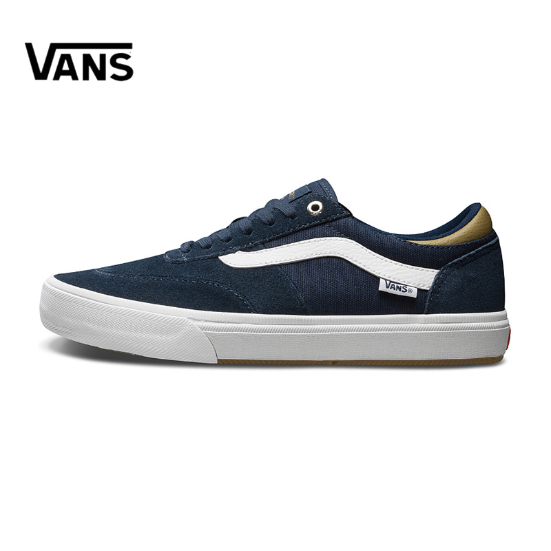 Original New Arrival Vans Men's Classic Pro Skate Low-top Skateboarding Shoes Sneakers Canvas Comfortable VN0A38COQNU цены онлайн