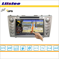 Liislee Car Android Multimedia For Toyota Aurion XV40 / Camry 2006~2012 Radio DVD Player GPS Navi Navigation Audio Video Stereo