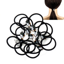 Elastic Hair Band How to Train Your Dragon Ponytail Holder Headband Women Children Hair Accessories Scrunchie Hairband Ornaments(China)