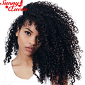 3B 3C Kinky Curly Clip In Human Hair Extensions 7Pcs/120G Clip In Hair Extensions 8A Mongolian Kinky Curly Human Hair Clip ins
