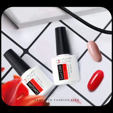 #86102 GDCOCO 2019 New Arrival Primer Gel Varnish Soak Off UV LED Gel Nail Polish Base Coat No Wipe Top Color Gel Polish(China)