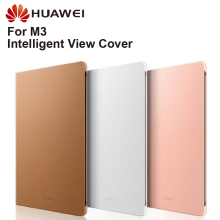 Original Huawei Smart Tablet Case View Cover Flip For M3 8.4 Housing Sleep Function intelligent