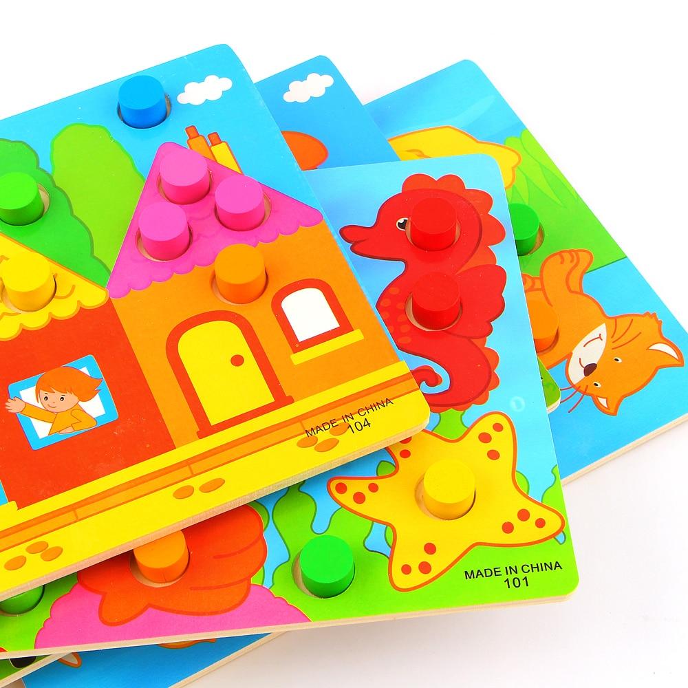 Color Cognition Board Montessori балаларға арналған - Білім беру және оқыту - фото 6