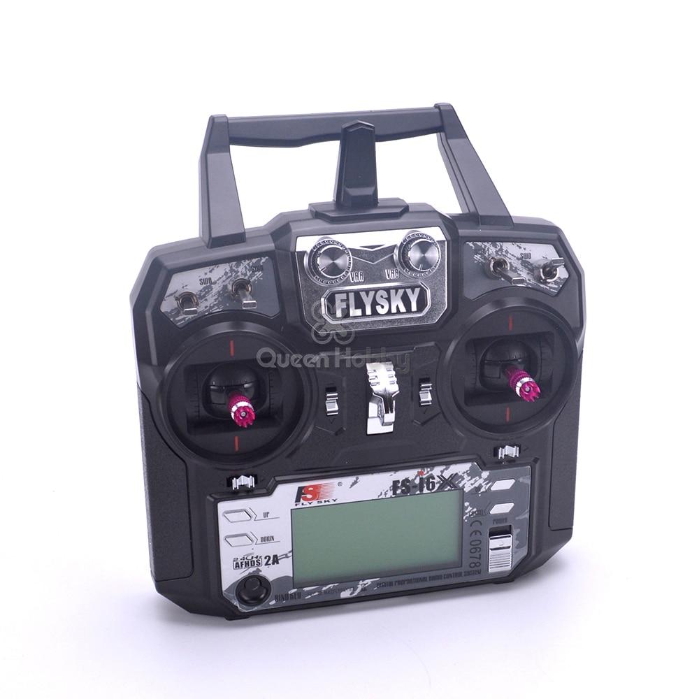 2.4 GHz Flysky FS i6X FS I6X 10CH RC Trasmettitore Con i BUS IA6B X6B A8S IA10B Ricevitore Per RC modalità di Quadcopter Multicopter 2-in Componenti e accessori da Giocattoli e hobby su  Gruppo 3