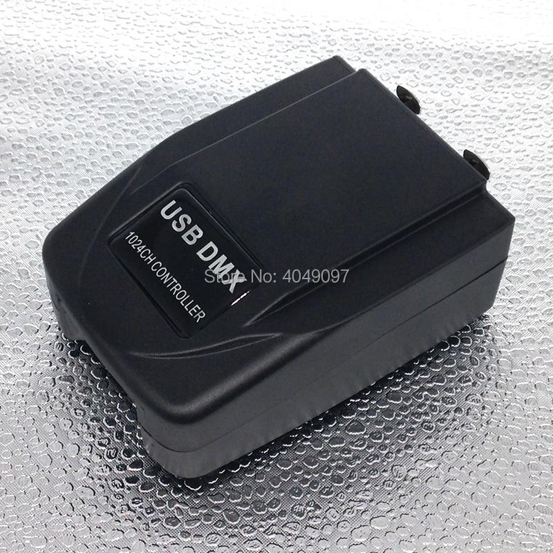 Martin Light Jockey USB 2.95 DMX Interface 1024 Channel Software Lighting Console USB-DMX PC 3D Lighting Effect Controller