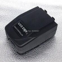 רוכב מרטין USB 2.95 DMX ממשק 1024 ערוץ תוכנה תאורת קונסולת USB DMX מחשב 3D תאורת אפקט בקר