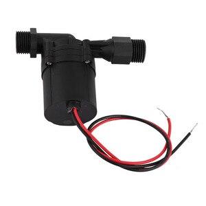 Image 4 - DC Pompa di Birra Waterpomp Pompe 12V Pompa di Birra G1/2 Pollici Homebrew Birra di Circolazione Dellacqua Brushless Pompe di Plastica durevole