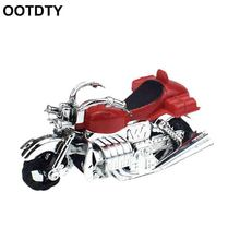1 Piece New Plastic Mini Motorcycle Model Toy Car Pull Back Motor Model Toy Kids Gift(China)
