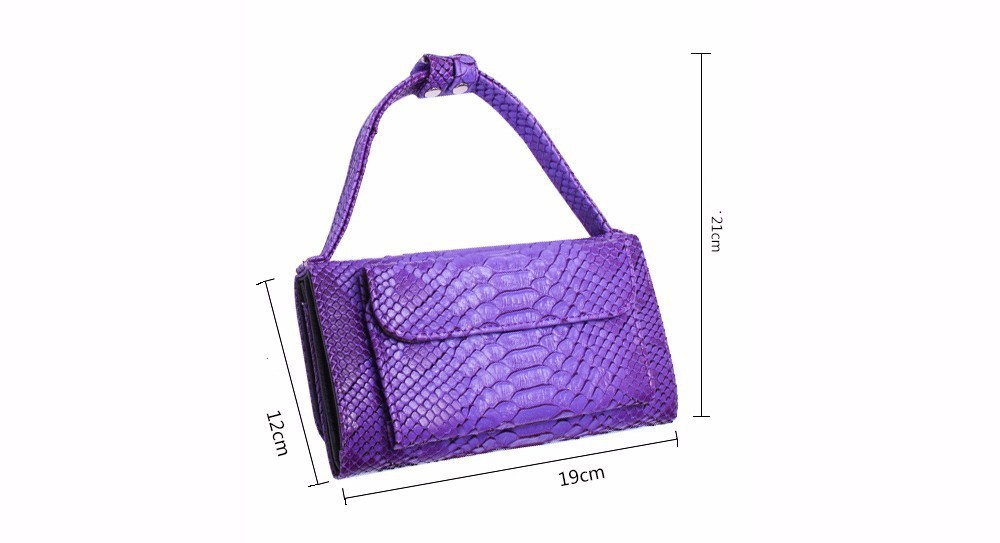 Crocodile Leather Pattern Women Bag Genuine Leather Wallet Clutch Purse Alligator Stylish Chain Women Messenger Bag Shoulder Bag 1