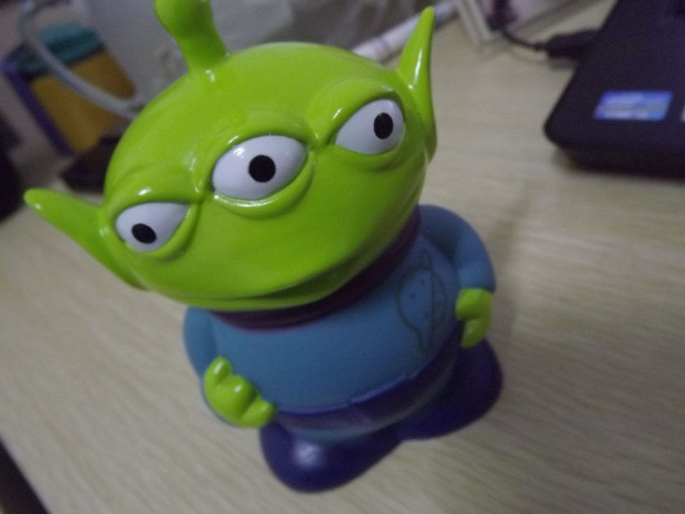 Toy Story Money Money Money : Pcs new toy story alien quot coin bank money box pvc