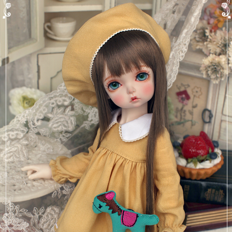 Rosenlied RL peanut bjd sd doll 1/4 body model boys or girls doll oueneifs High Quality resin toys free eye beads shop