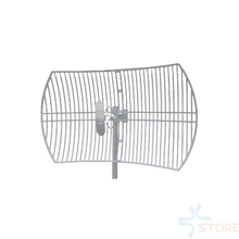 900MHz 15dBi High Gain GSM Directional Parabolic Grid Antenna For UHF CUAV Data Transmission Radio Data Modem