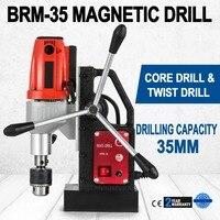 BRM35 磁気掘削機 Mag ドリル 35 ミリメートル 50 ミリメートル深さコアドリル