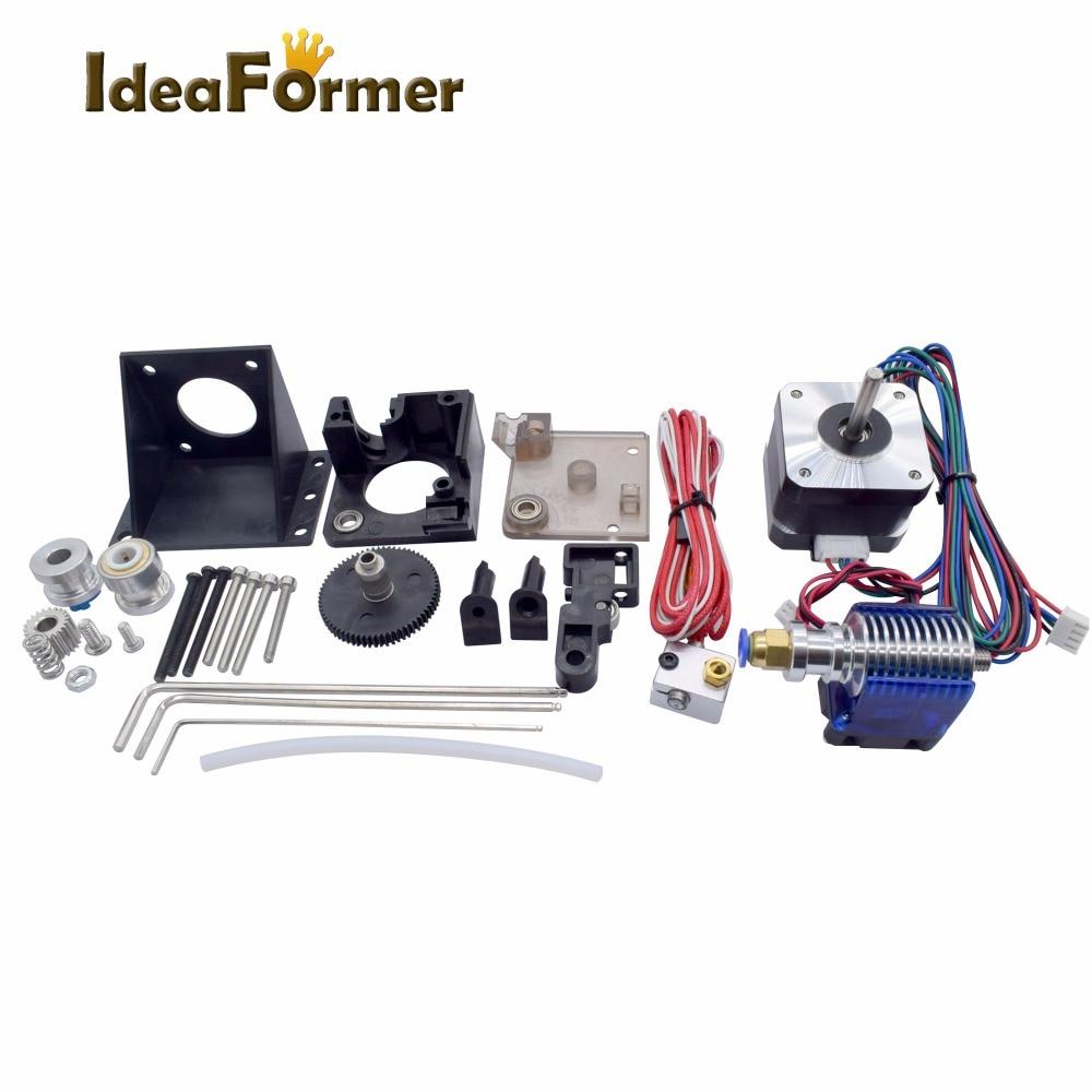 Xcr3d Titan Extruder 3d Printer Parts For E3d V6 Hotend J Head Reprap Limit Switch Wiring Diagram 175 3mm Nozzle Filament I3
