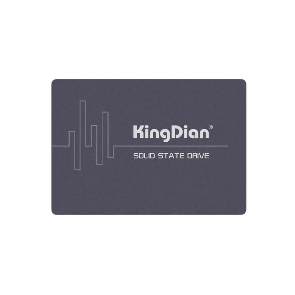KingDian artículo más nuevo S280 240GB tarjeta SSD ssa3 interno 2,5 'Disco duro disco de estado sólido 240GB 256GB