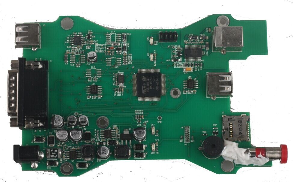 VCM II PCB Board