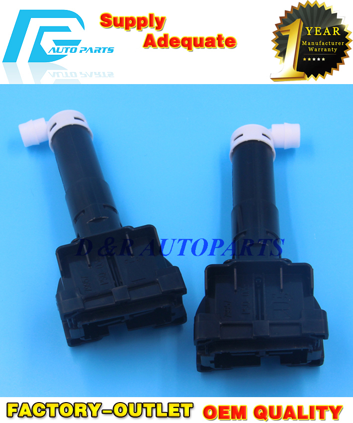 Fit For LEXUS RX350Fsport 2012,2013,2014,2015 Headlight washer nozzle Left and Right Side,Part number 85207-48070/85208-48070 fit rx карнитин fit rx l carnitine 3000 20капс х 25мл