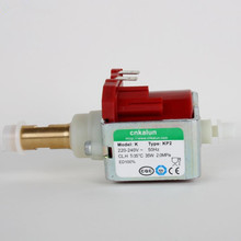 Stage smoke machine high pressure electromagnetic pump water voltage 220-240V-50Hz power 35W