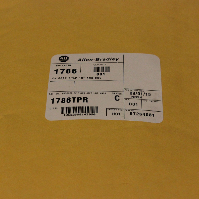 1786-TPR 1786TPR Allen-Bradley,NEW AND ORIGINAL,FACTORY SEALED,HAVE IN STOCK цена