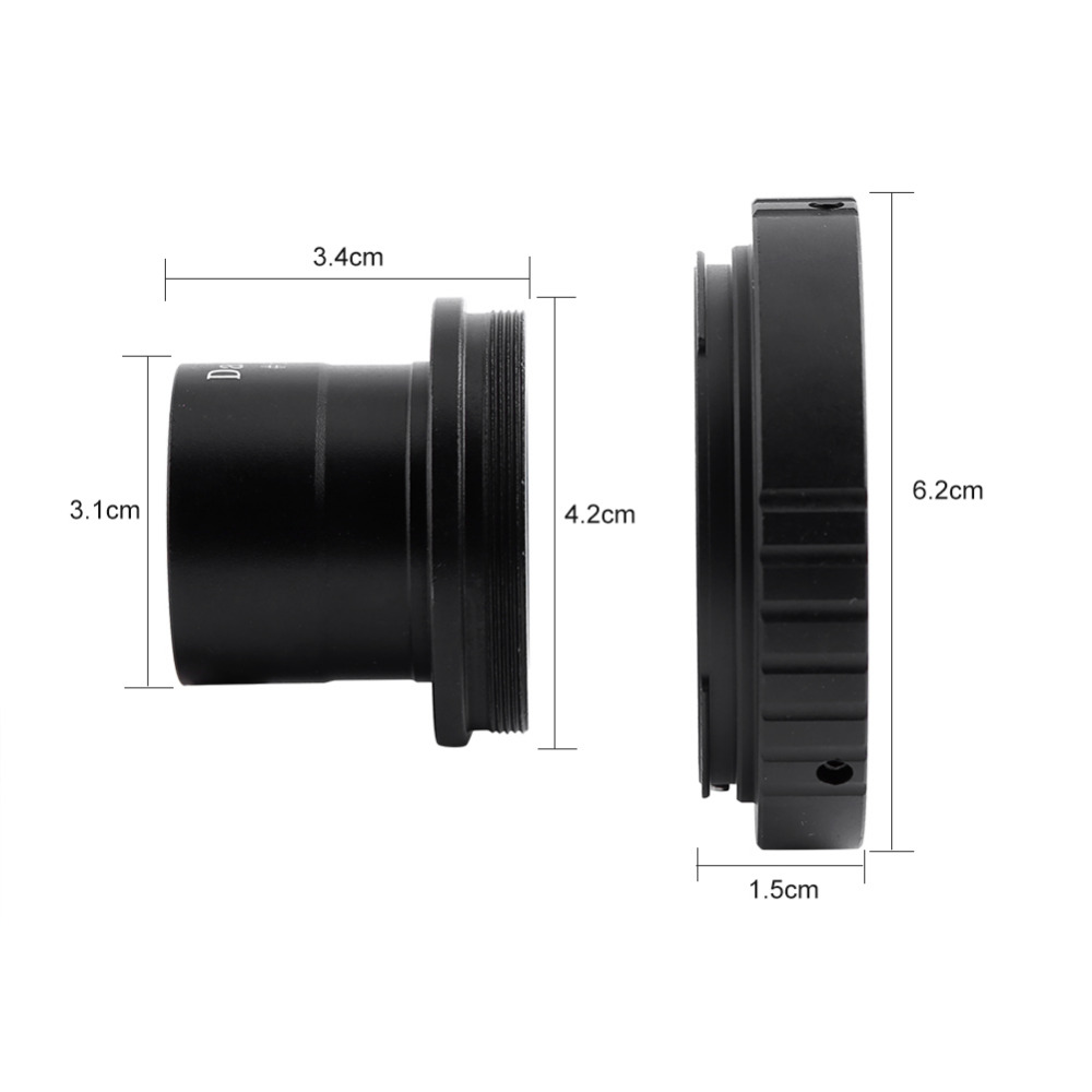 "1.25"" Inch Astro Telescope Adapter to D-SLR Camera T-Mount UK Seller"