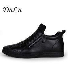 Designer Fashion Men Casual Shoes Warm Male Winter Slip on Flats  3#15/20E50