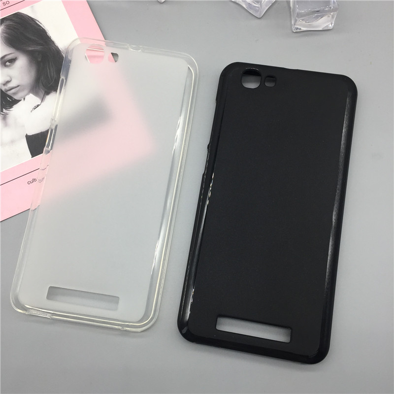 <font><b>Case</b></font> Soft Silicon Phone Para <font><b>for</b></font> <font><b>ZTE</b></font> <font><b>Blade</b></font> A610 / V6 Max / A612 A 610 <font><b>A610C</b></font> A610T Luxury TPU Full Cover Shell Black <font><b>Cases</b></font> Coque image